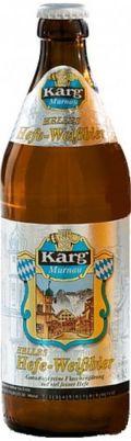 Karg Helles Hefe-Weißbier