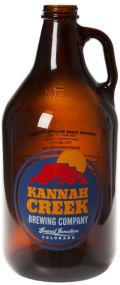 Kannah Creek Stumplifter Barley Wine