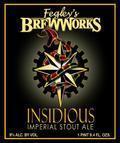 Fegley's Brew Works Insidious Imperial Stout