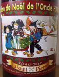 La Saint-Pierre Bière de Noël  de l'Oncle Hansi