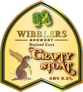 Wibblers Crafty Stoat