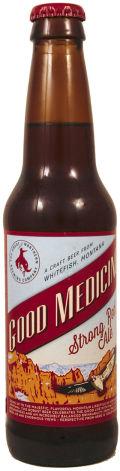 Great Northern Good Medicine Strong Red Ale