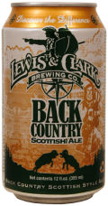 Lewis and Clark Back Country Scottish Ale