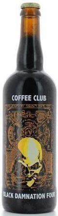 Struise Black Damnation IV - Coffee Club