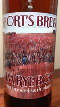 Short's Plum Rye Bock
