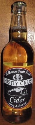 Thistly Cross Cider (7.2% Still)