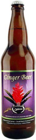Caldera Ginger Beer