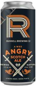 Russell A Wee Angry Scotch Ale