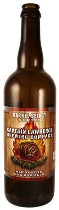 Captain Lawrence Barrel Select (Bottle)