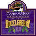 Coeur d'Alene Huckleberry Ale