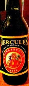 Hercules Extra Premium Beer