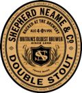 Shepherd Neame Double Stout (Cask)