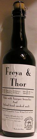 De Molen Freya & Thor