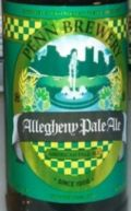 Penn Allegheny Pale Ale