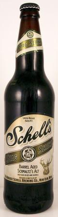 Schell Stag Series  #1 - Barrel Aged Schmaltzs Alt