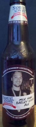 Samuel Adams LongShot Mile High Barleywine