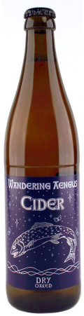 Wandering Aengus Oaked Dry Cider