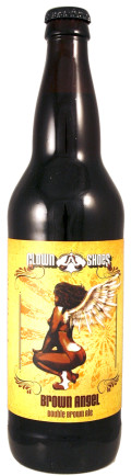 Clown Shoes Brown Angel