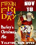 Barley's Christmas Ale