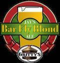 Gritty McDuffs Jay's Bar Fly Blond Ale