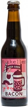 Mikkeller Beer Geek Bacon