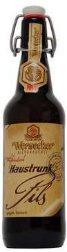Wernecker Haustrunk Pils