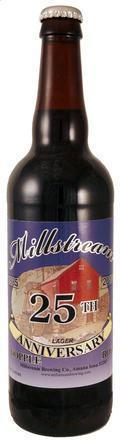 Millstream 25th Anniversary Dopplebock
