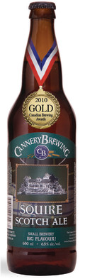 Cannery Squire Scotch Ale