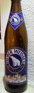 Huber Weisses 150 Jahre Spezial