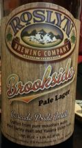 Roslyn Brookside Pale Lager