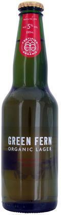 Green Fern Organic Lager