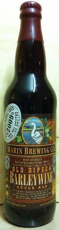 Marin Old Dipsea Barleywine Bourbon Barrel (Brett)