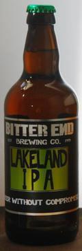 Bitter End Lakeland IPA