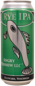 Angry Minnow Charlie's Rye IPA