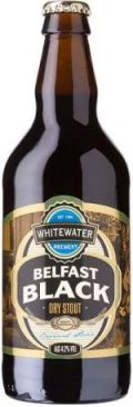 Whitewater Belfast Black