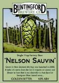 Buntingford Nelson Sauvin