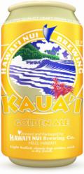 Hawaii Nui Kaua'i Golden Ale
