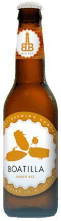 Big Bay Boatilla Amber Ale