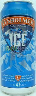 Lysholmer Double Ice