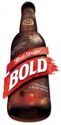 Red Stripe Bold