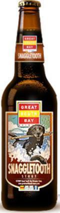 Great South Bay Snaggletooth Stout