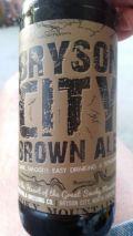 Nantahala Bryson City Brown