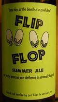 Just Beer Flip Flop Summer Ale