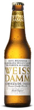 Weiss Damm (Cerveza de Trigo)