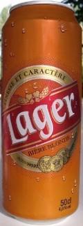 Lager Bière Blonde