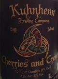 Kuhnhenn Cherries and Cream (Creme) Mead