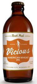 North Peak Vicious American Wheat IPA