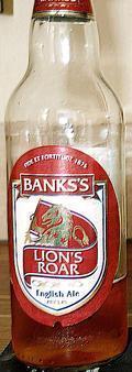 Banks's Lion's Roar (Bottle)