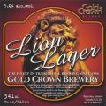 Gold Crown Lion Lager