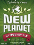 New Planet Raspberry Ale